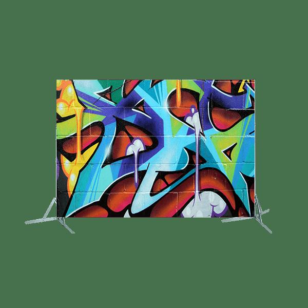 Toile géante : Graff 1