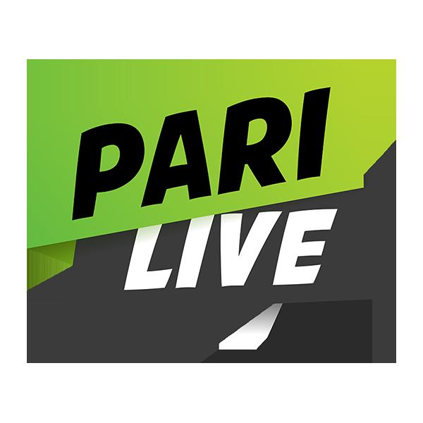 LOGO PARI LIVE