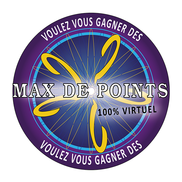 Logo Voulez vous gagner des max de points - virtuel