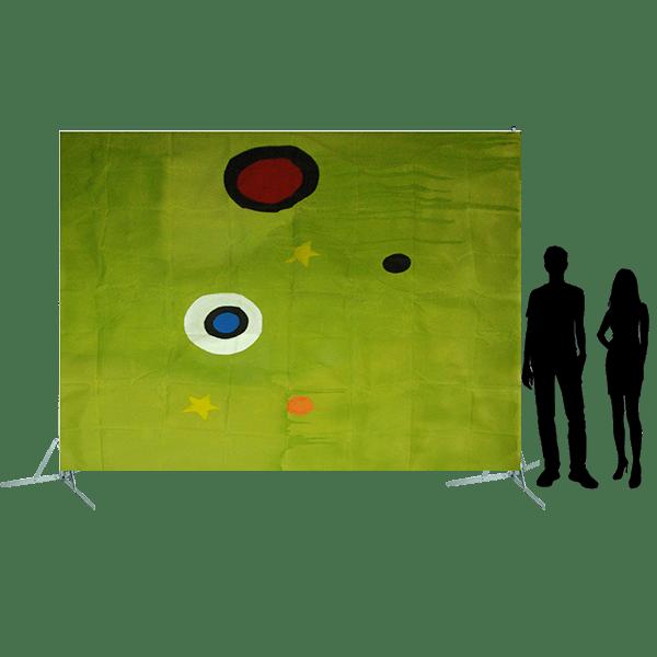 Toile 4 - Etoiles et planetes