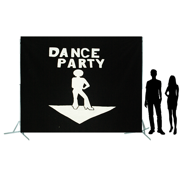 Toile 42 - dance party