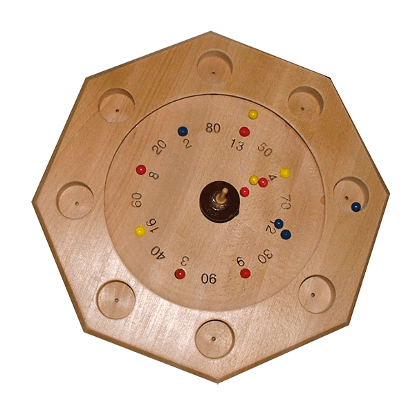 Toupie Roulette :