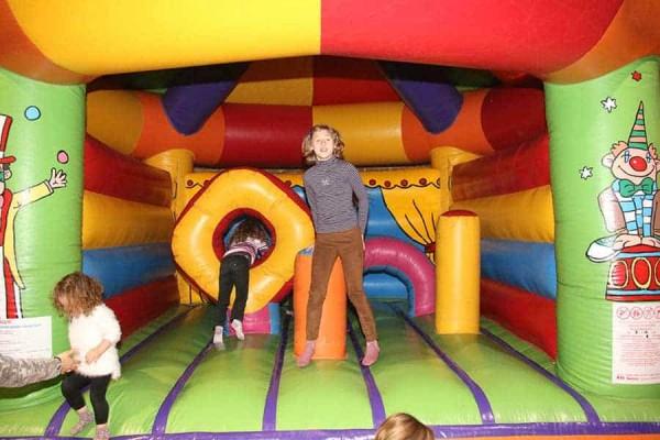 château gonflable Circus : saut