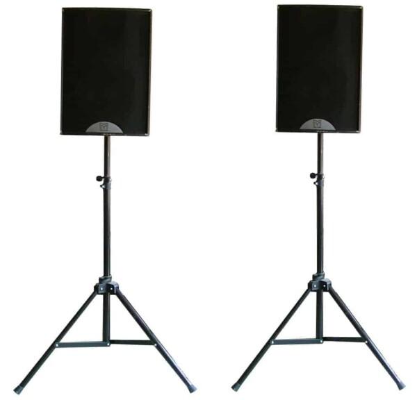 Enceintes sonorisation x 2