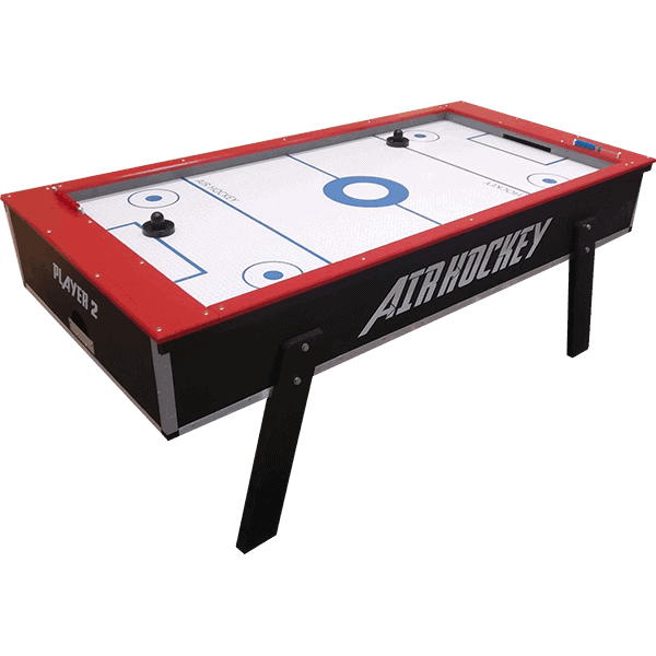 Air Hockey : image détourée