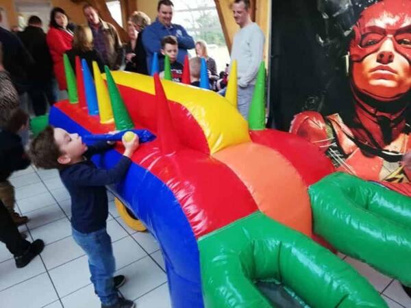 Air Ball gonflable : enfant