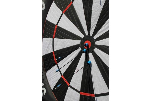 Fun Archery gonflable : les flèches