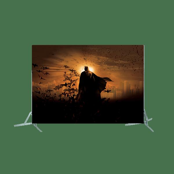 Toile géante : batman
