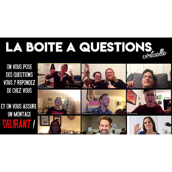 Boite a questions virtuelle 1