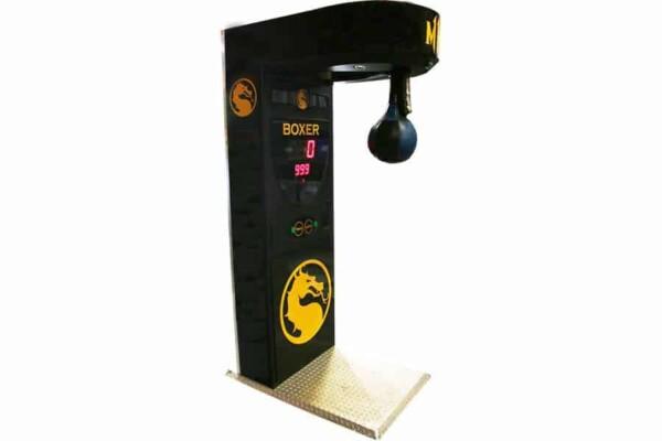 Boxer Electronique : avec personnalisation