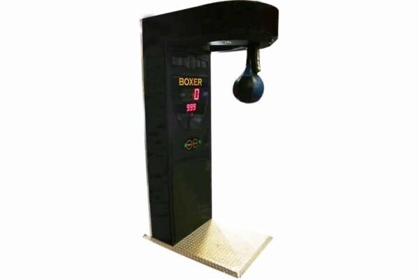 Boxer Electronique : sans personnalisation