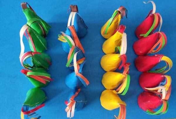 Lancer de fléchettes gonflables : flechettes