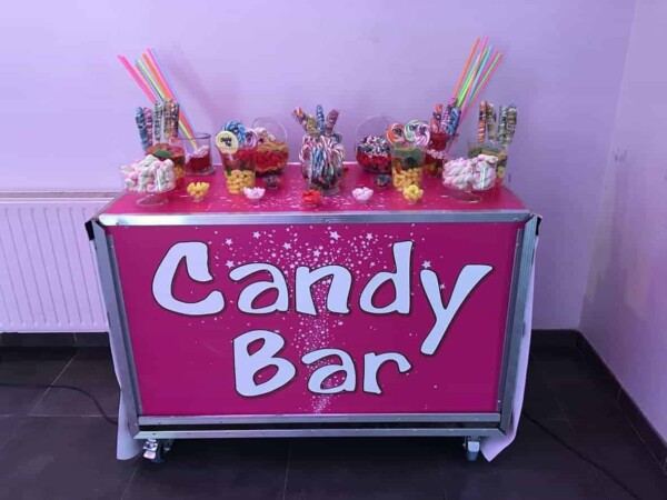Candy bar : stand comple