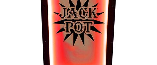 Panneau casino jack pot