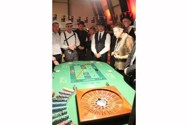 Casino - boule : soirée prohibition