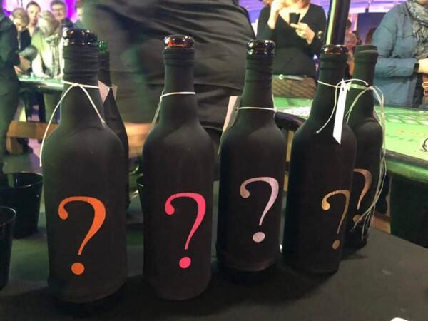 Casino des saveurs : les bouteilles cachées