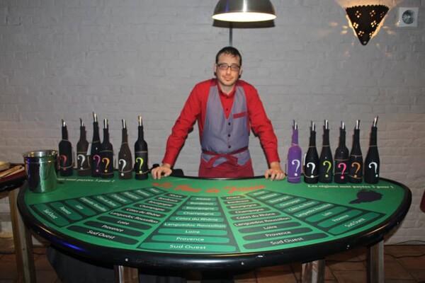 Casino des saveurs : la table prête