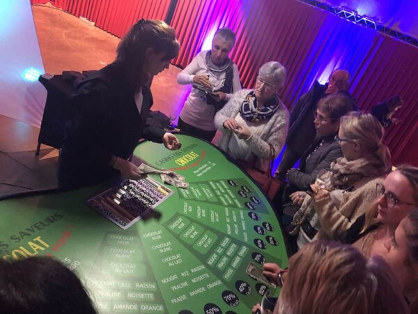 Casino des saveurs : on déguste