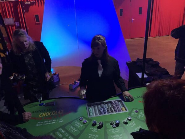 Casino des saveurs : qui va trouver