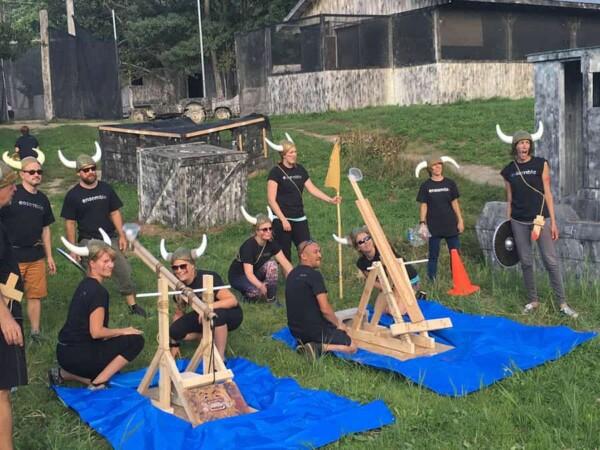 Catapulta : les catapultes en action