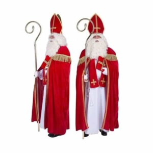 Costume St Nicolas : complet