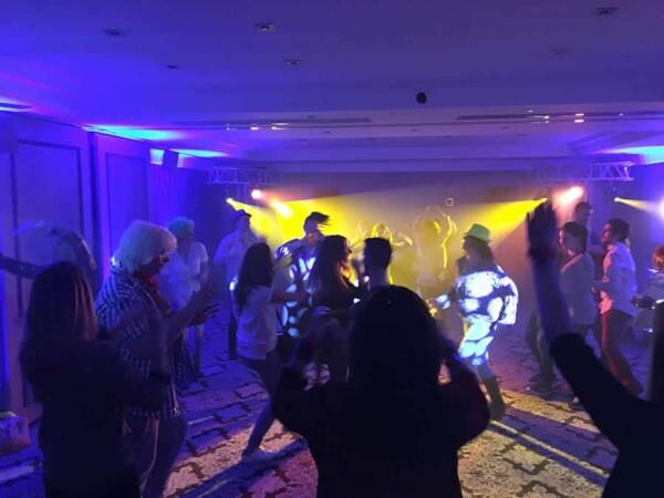 DJ Party : en salle