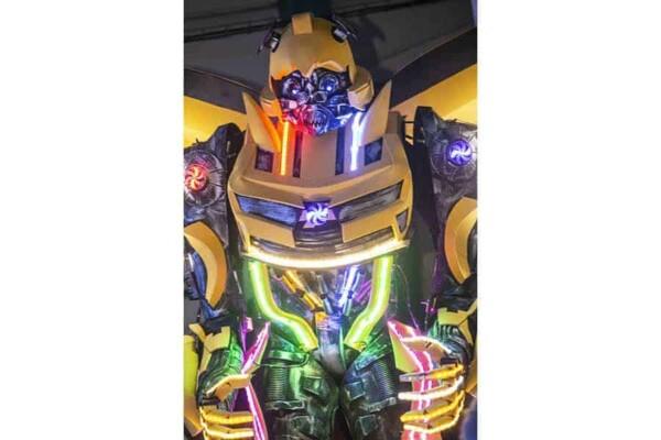 Robot Transformer : Bumblebee GP