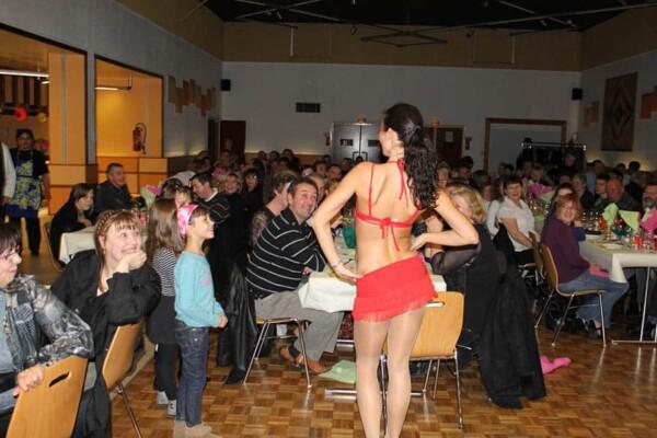 Danseuses : show créole
