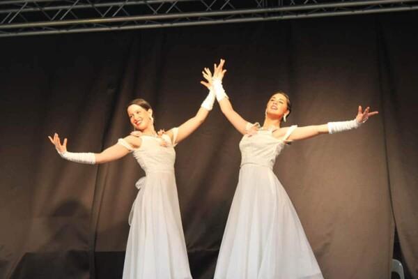 Danseuses : les demoiselles de rochefort