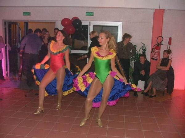 Danseuses : les tropiques