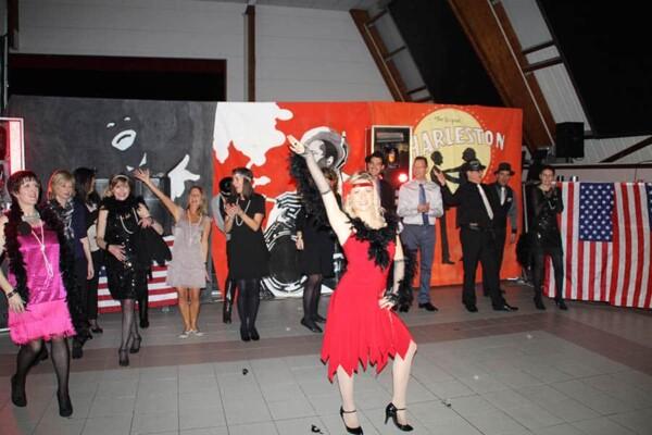 Danseuses : initiation charleston