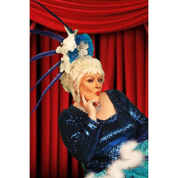 Dany Blue - Transformiste : image de présentation