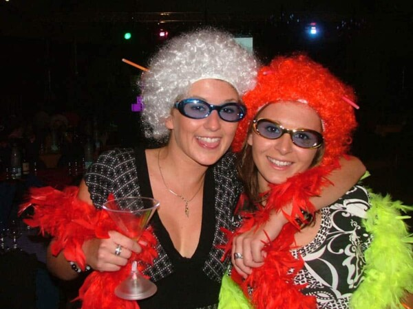 Disco Party : les filles