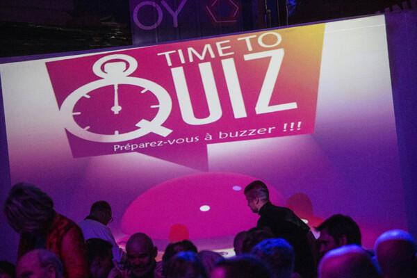 Disco Party : le quizz en cours