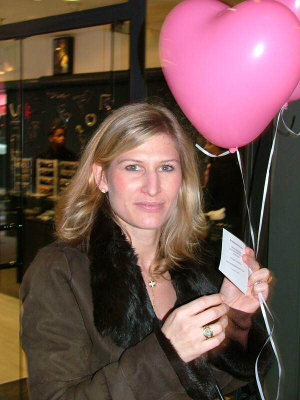 Distribution ballons St Valentin Coeur7