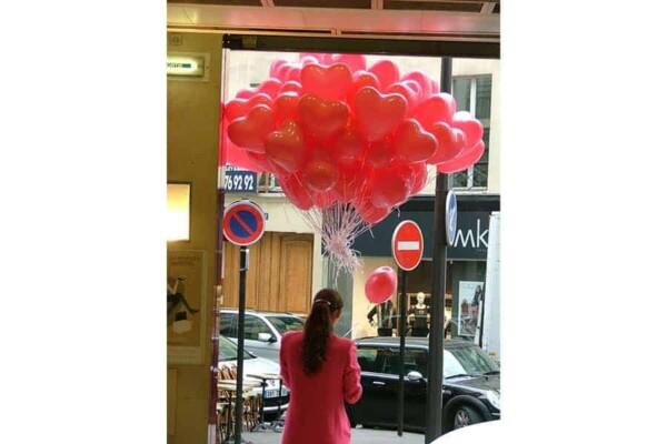 Distribution de ballons : noeud
