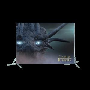 Toile géante : Game of Thrones le dragon