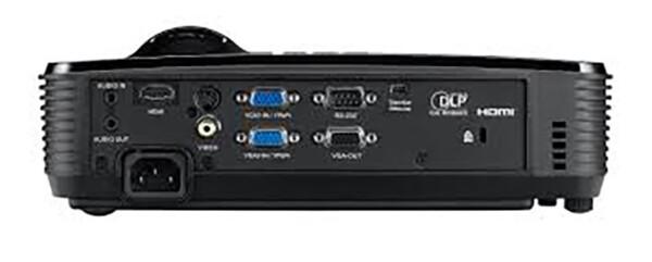 EX551 arrière videoprojecteur
