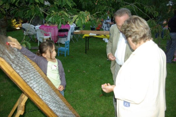 Fakir flamand : garden party