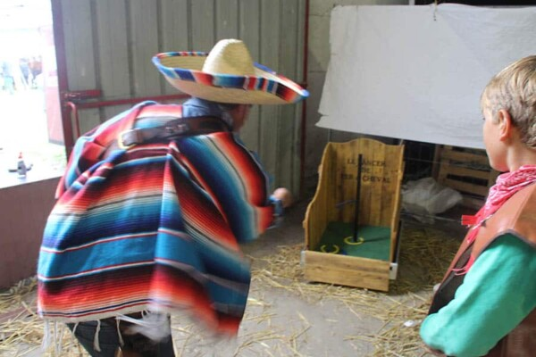 Far West Story : el mexicano
