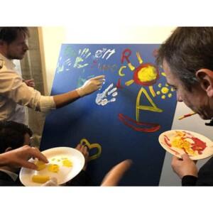 Big Picture : peinture en groupe