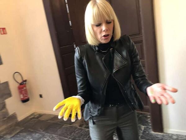 Big Picture : avec les gants