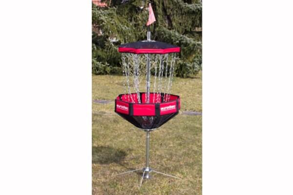 Frisbee golf : la cible