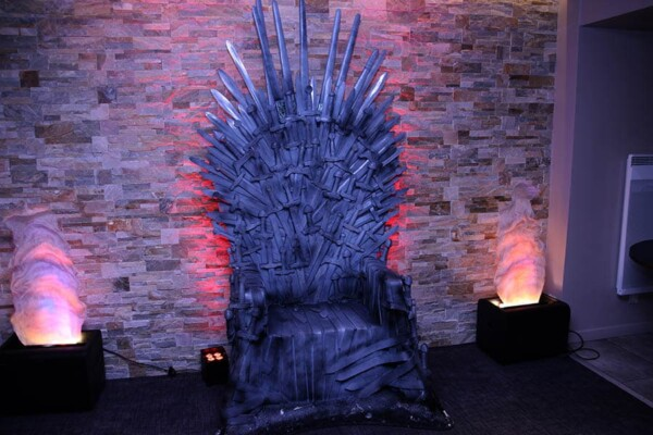 Game of Thrones : le trône seul