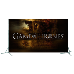 Toile géante : affiche game of thrones