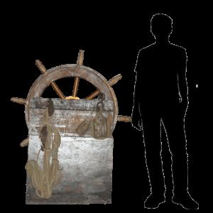 Gouvernail du Pirate : présentation