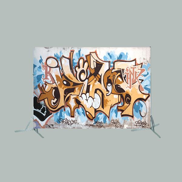 Toile géante : Graff 3