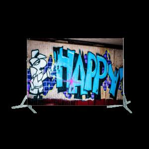 Toile géante : Graff 5
