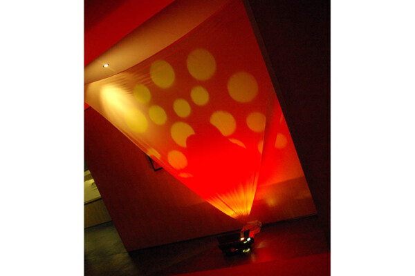 Toile lycra triangulaire