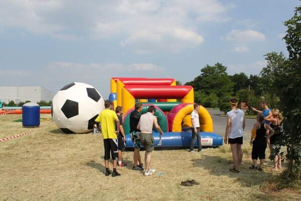 Ballon 5m : en animation